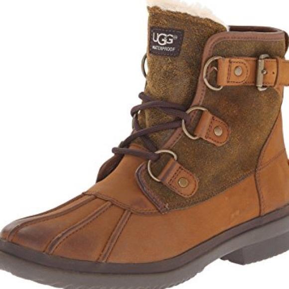 cb7872e4a37 UGG Women's Cecile Winter Boot